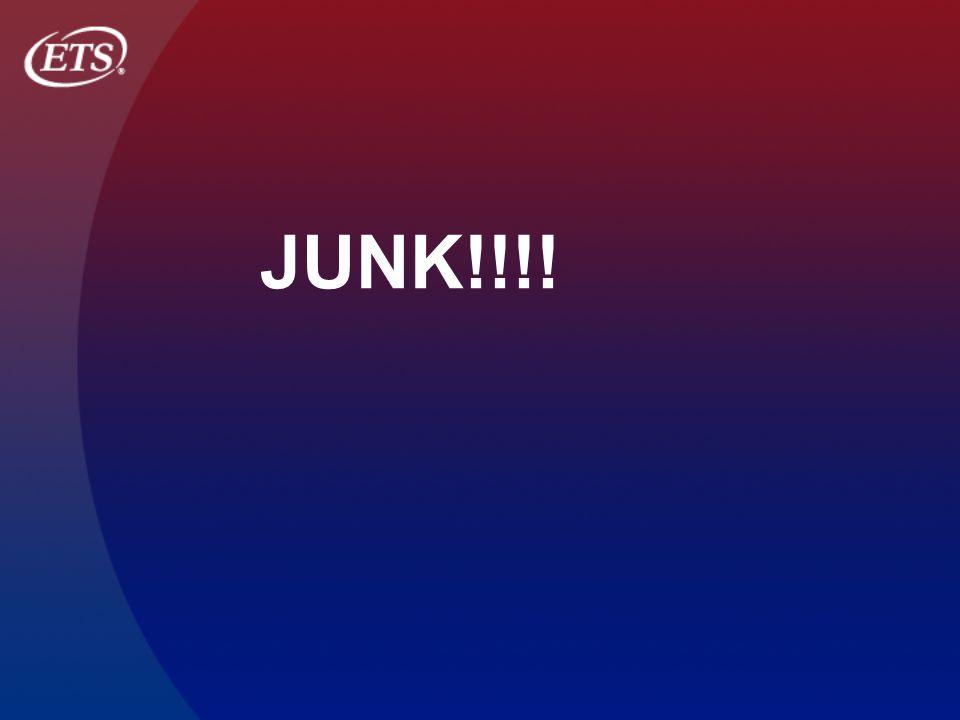 JUNK!!!!