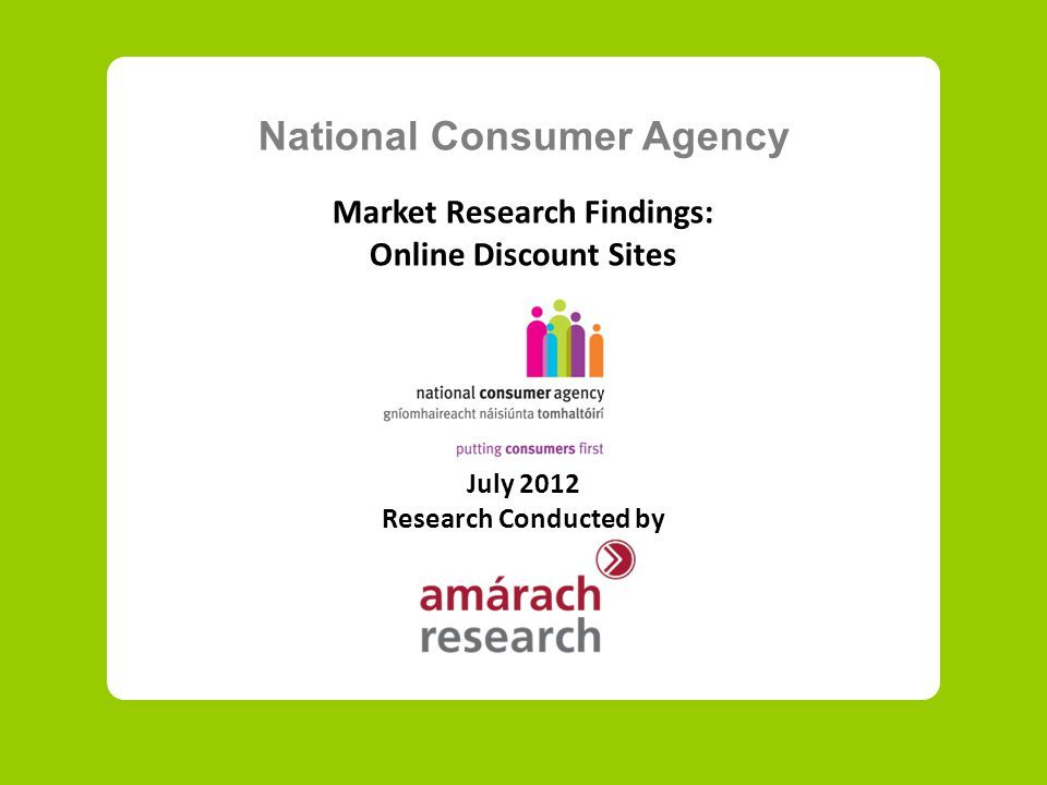 12 Making Complaints www.nca.ie Incidence of Complaining when Dissatisfied Half of all who were dissatisfied with their purchase complained, increase on November 2011 evident.
