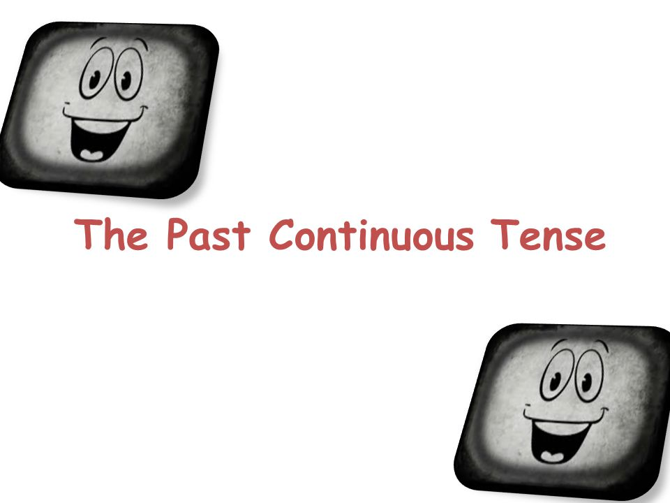 Examples Why did we use the past continuous tense in these examples.