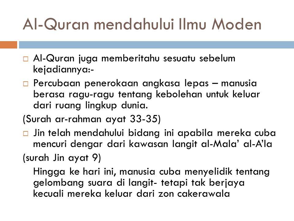  Gelombang ombak di dasar lautan  Manusia hanya baru menyedarinya pada awal tahun 1900 di Scandinavia  Berlaku di dasar lautan dan tempat yang paling dalam  Al-Quran menyatakan terdapat 2 jenis gelombang ombak (Surah An-Nur ayat 40) Al-Quran mendahului Ilmu Moden