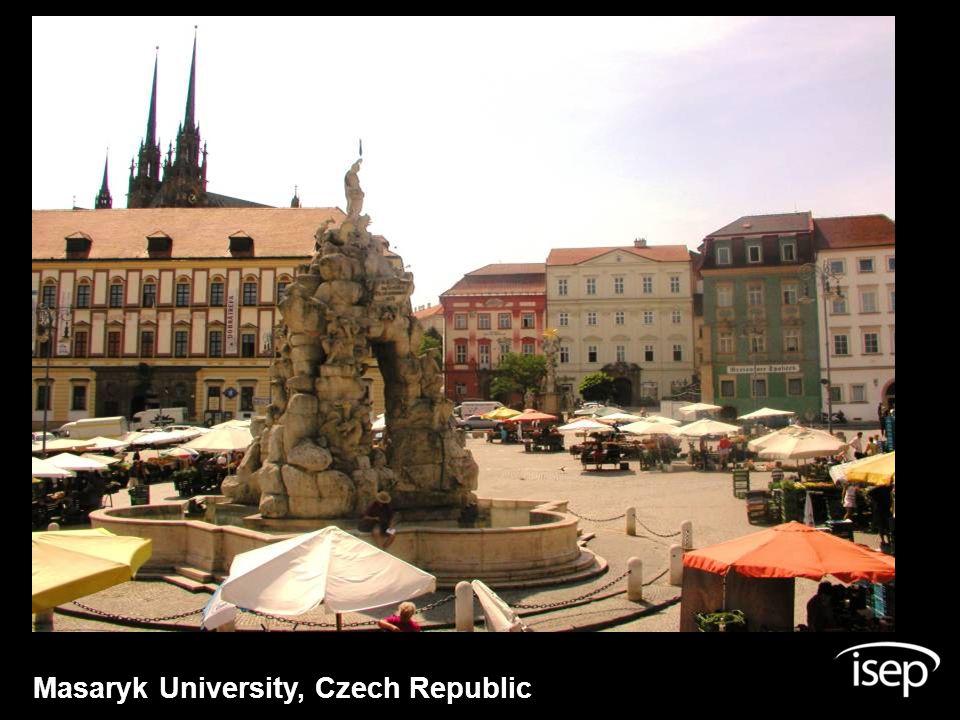 Masaryk University, Czech Republic