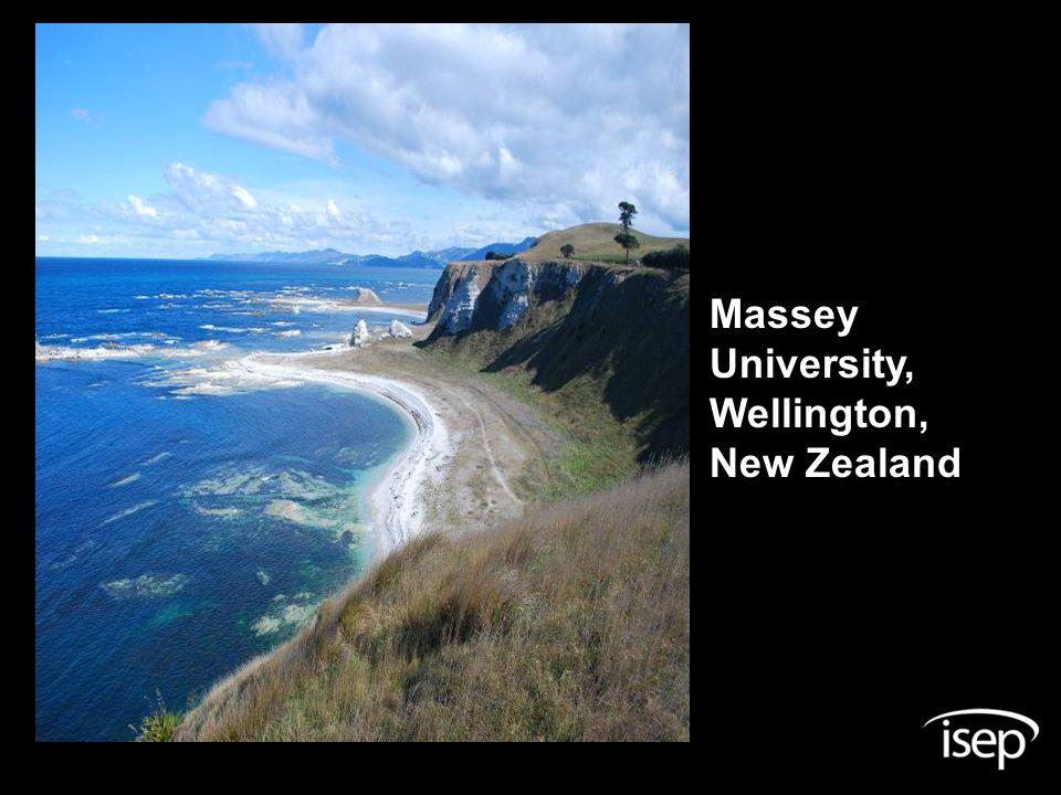 Massey University, Wellington, New Zealand