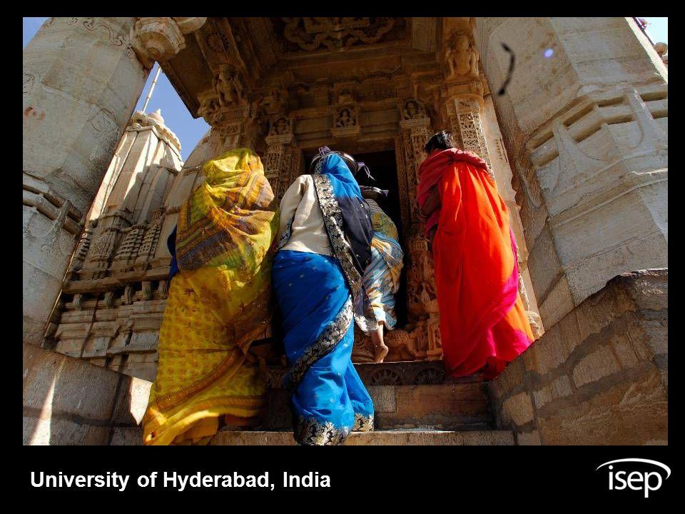 University of Hyderabad, India