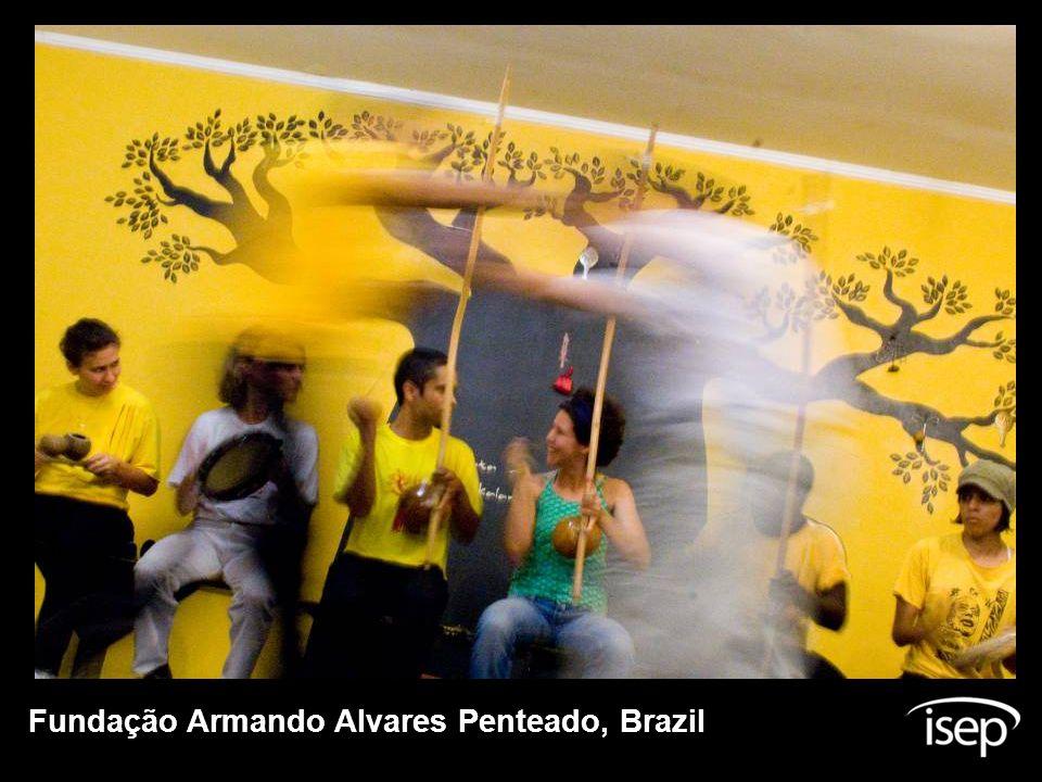 Fundação Armando Alvares Penteado, Brazil I wasn t only studying the language at the university.