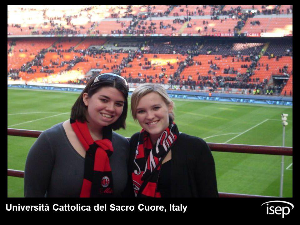 Università Cattolica del Sacro Cuore, Italy