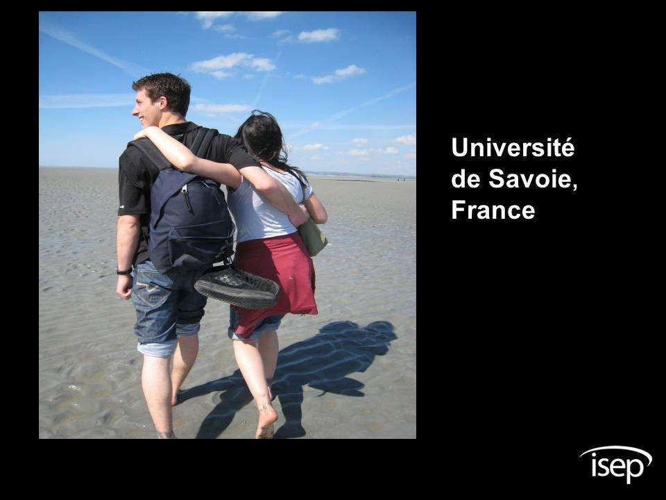 Université de Savoie, France