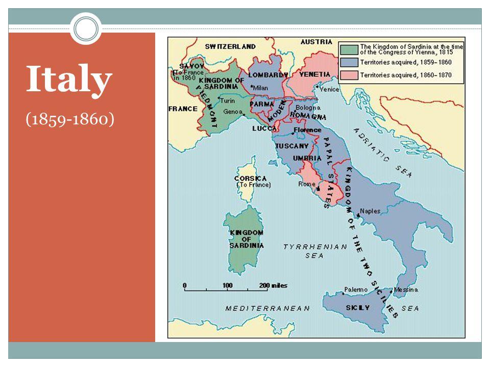 Italy (1859-1860)