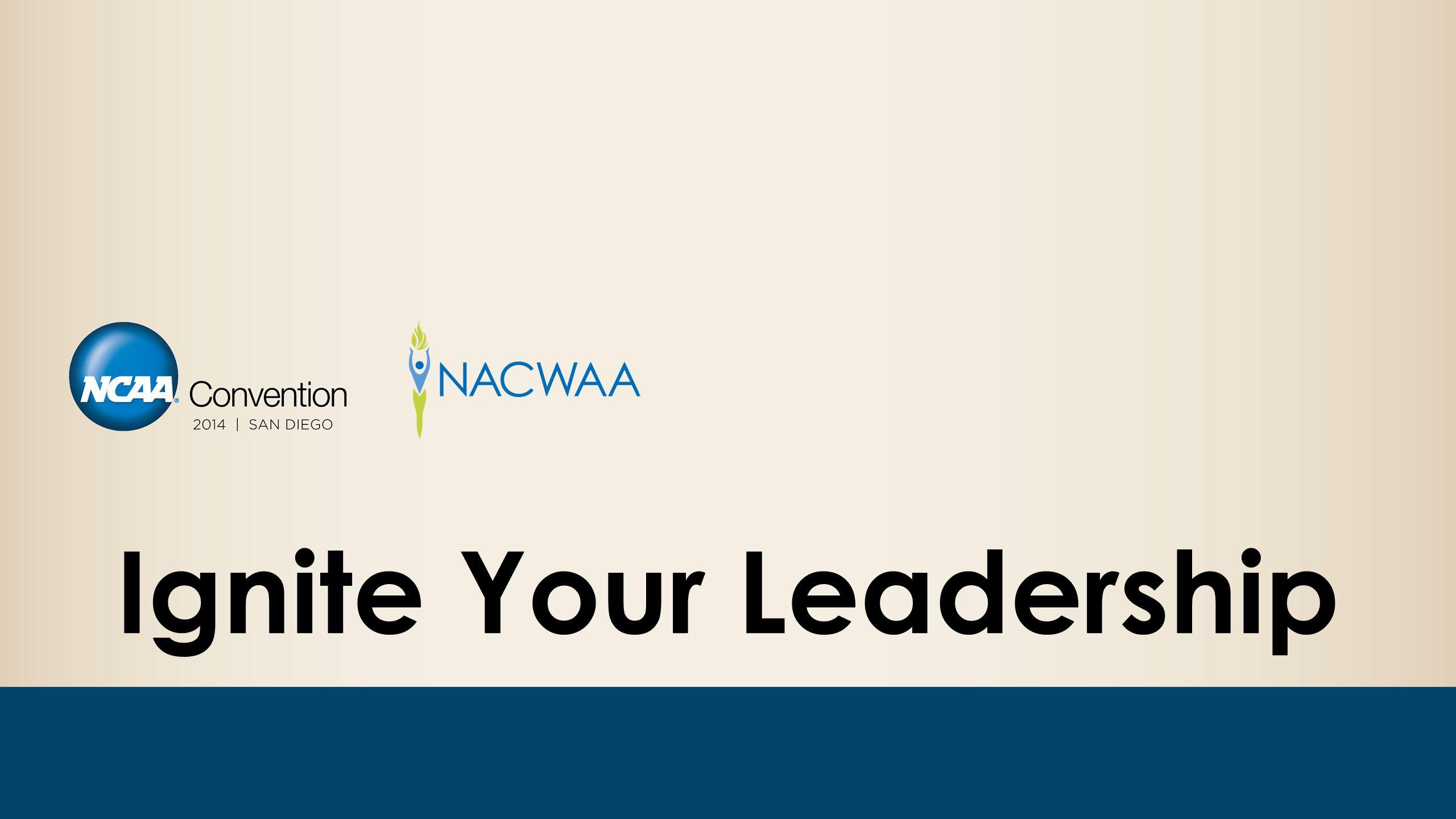 Ignite Your Leadership