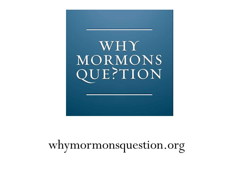 Over 3,000 respondents Sample of convenience / Snowball sample Recruited through liberal and former-LDS web sites, forums, blogs, podcasts, etc.