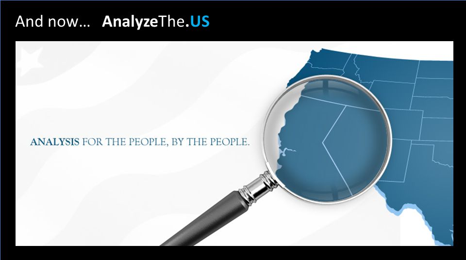 And now… AnalyzeThe.US