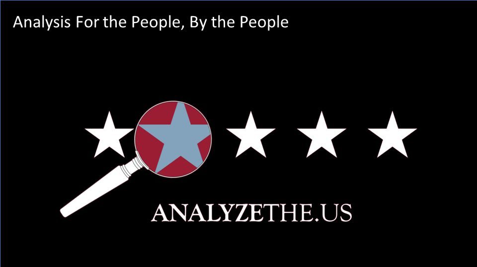Analysis For the People, By the People
