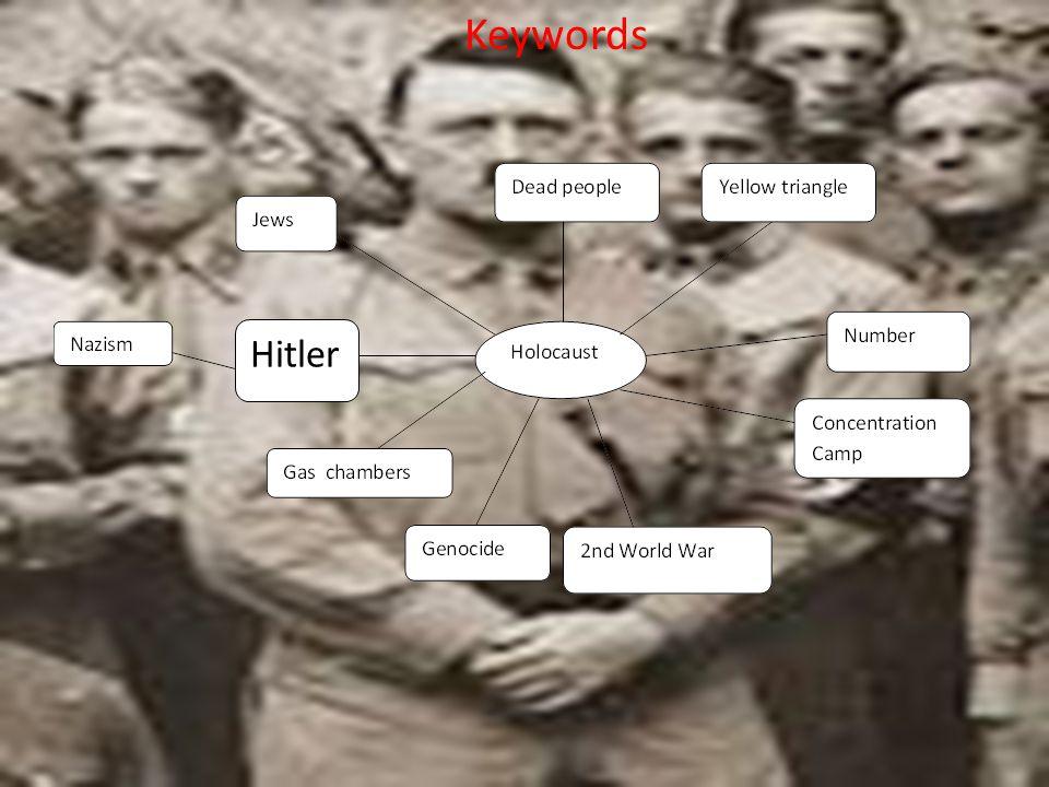 Keywords Hitler