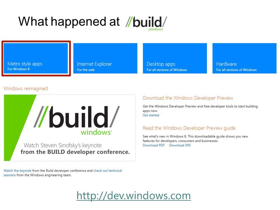 http://dev.windows.com