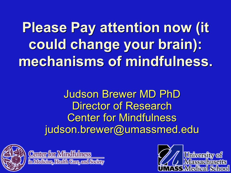 Pay attention Relax What ingredients are needed for mindfulness practice.