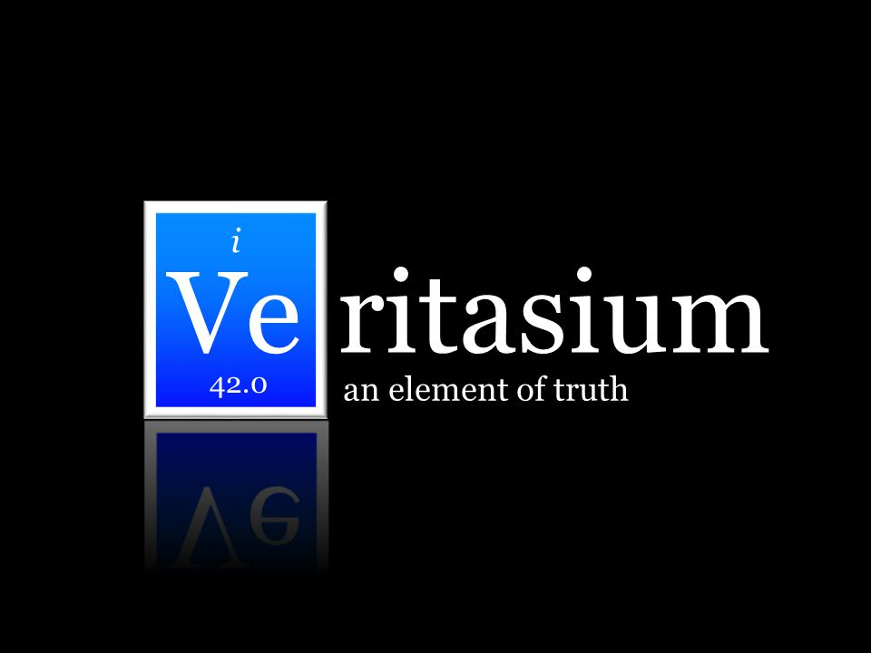 i 42.0 an element of truth ritasium