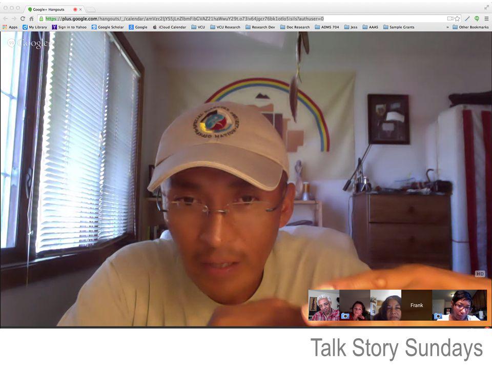 Talk Story Sundays