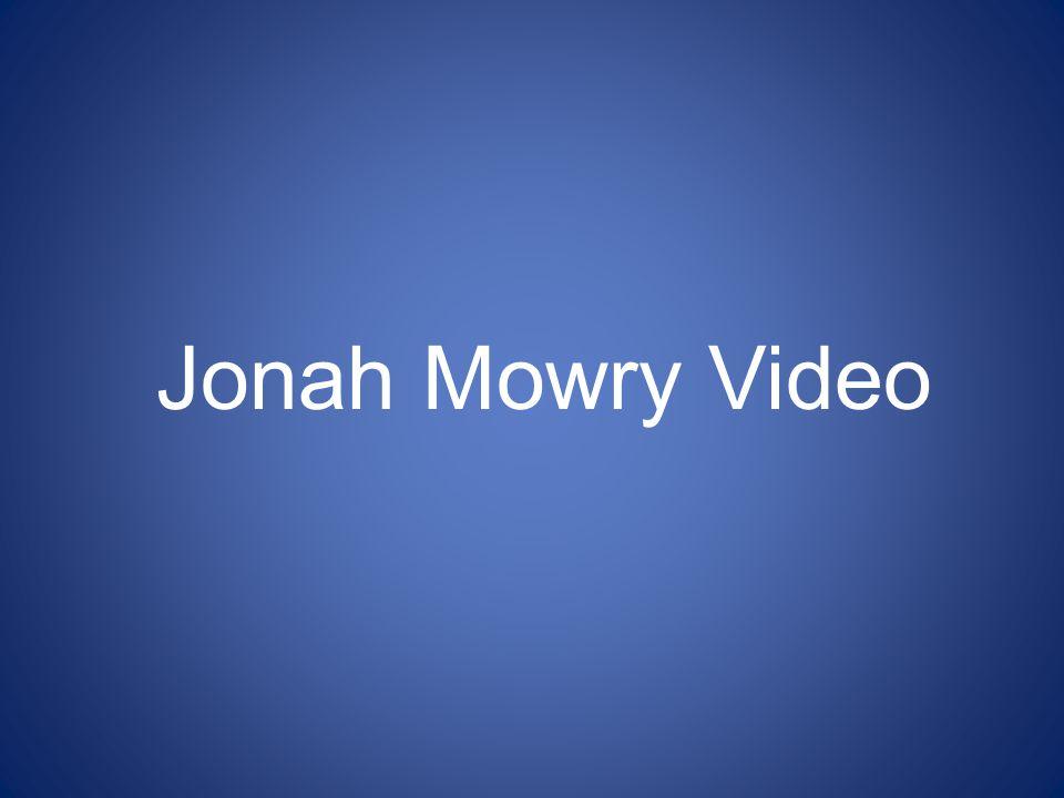 Jonah Mowry Video