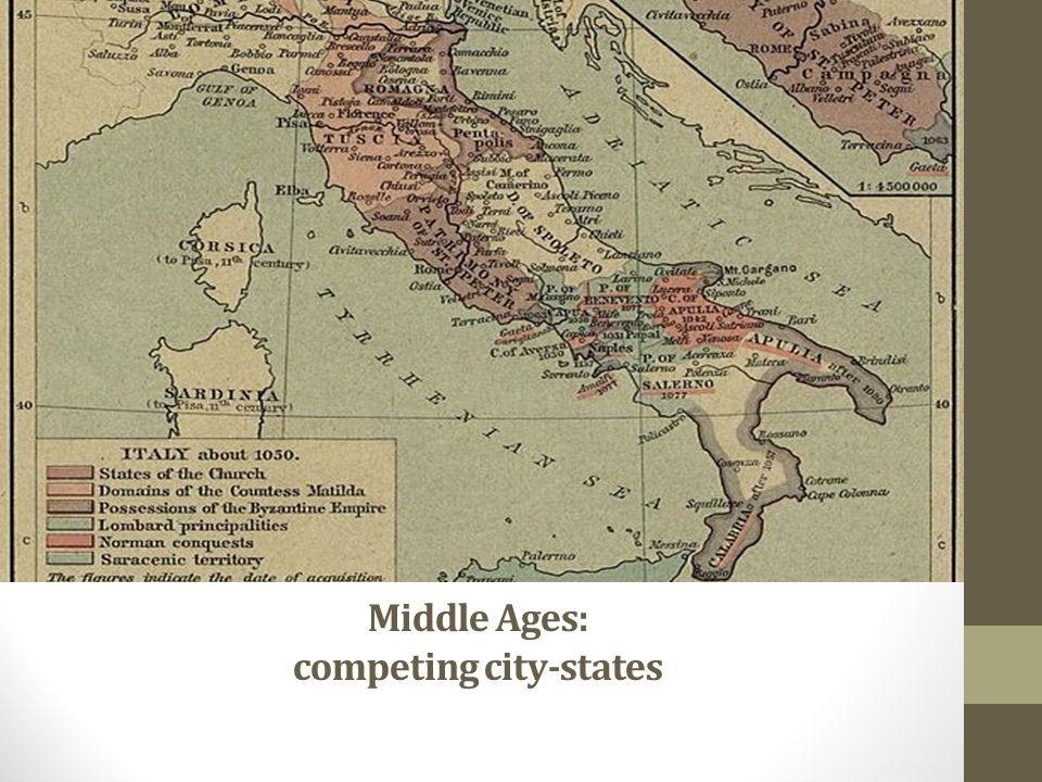 Antiquity: Roman Empire