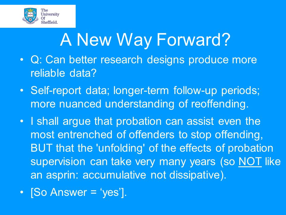 A New Way Forward. Q: Can better research designs produce more reliable data.