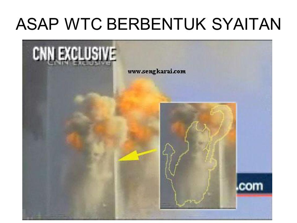 ASAP WTC BERBENTUK SYAITAN