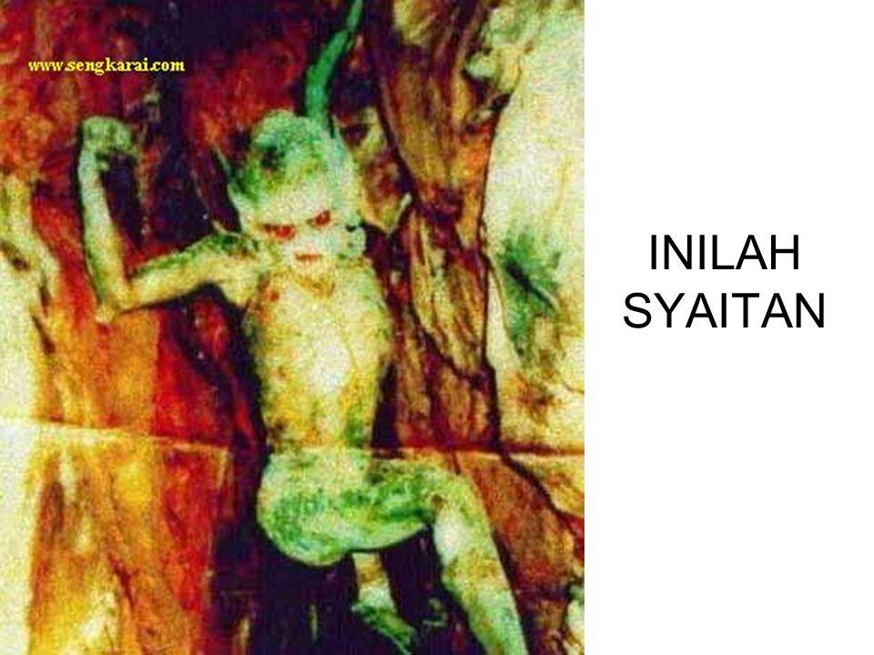 INILAH SYAITAN