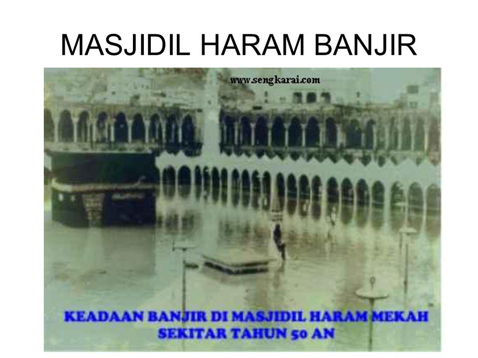 MASJIDIL HARAM BANJIR