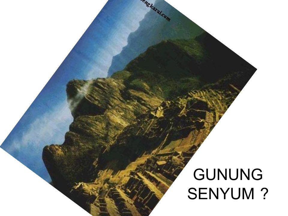 GUNUNG SENYUM