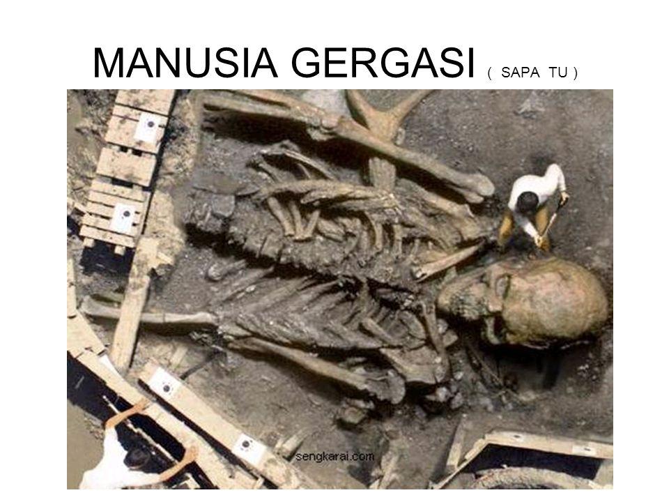MANUSIA GERGASI ( SAPA TU )