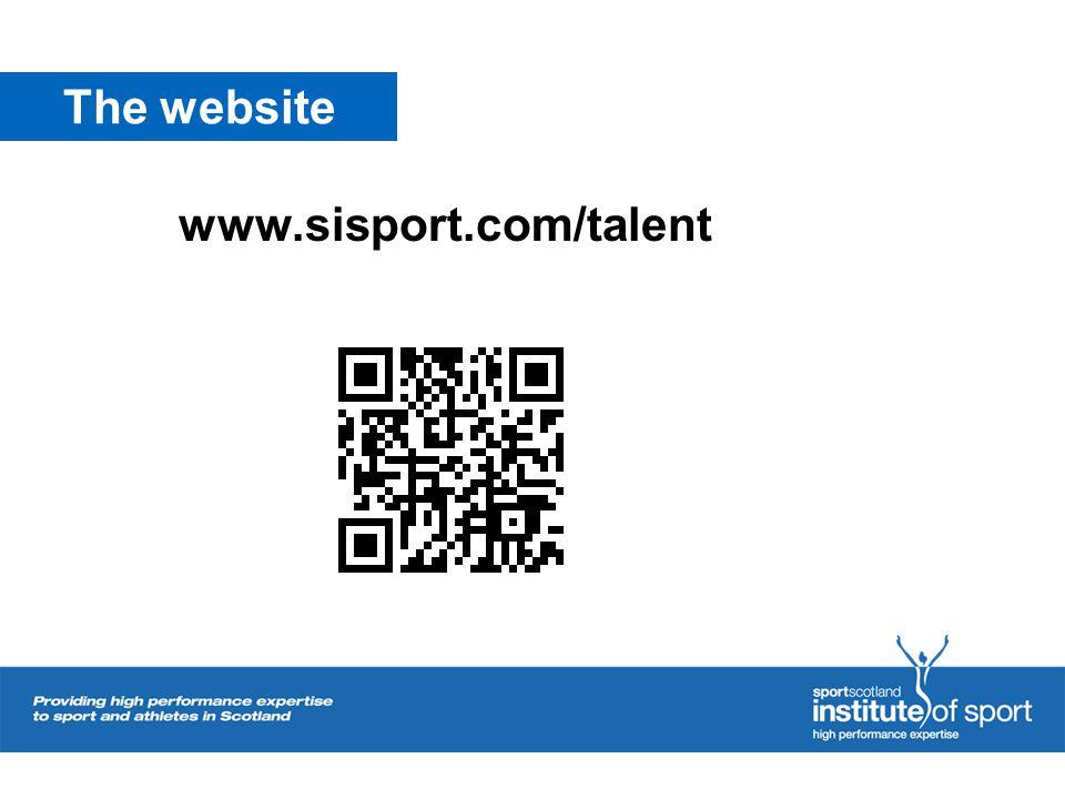 The website www.sisport.com/talent