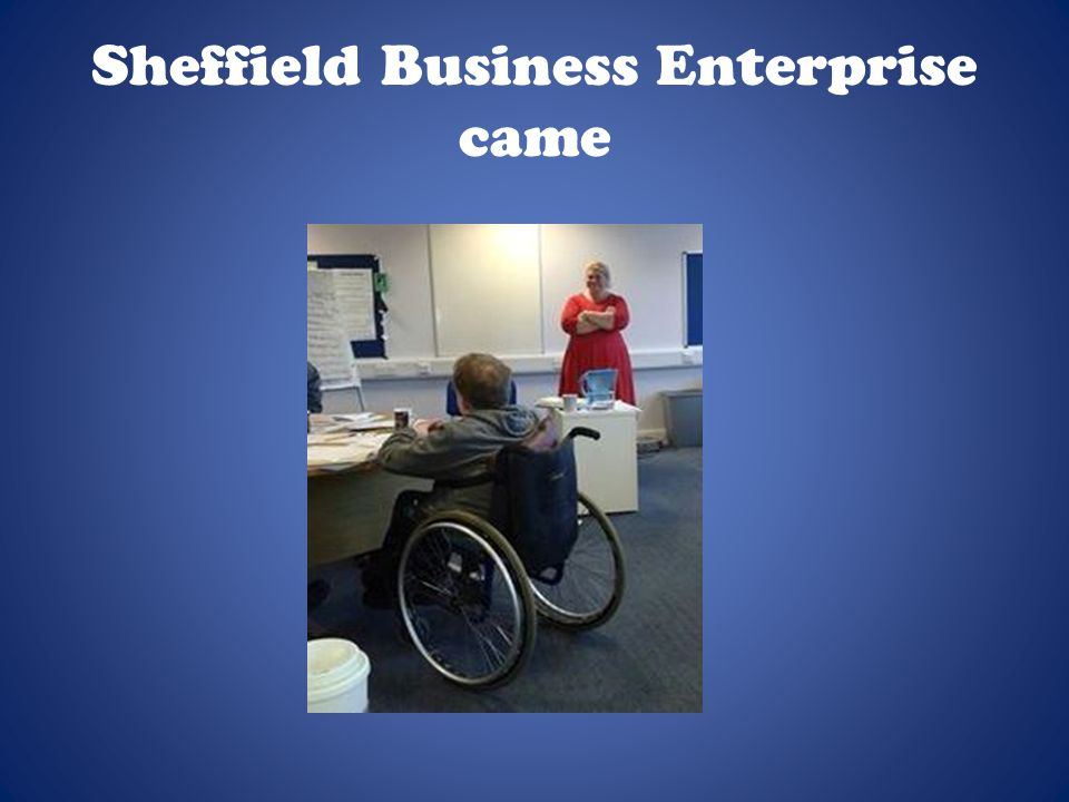 Sheffield Business Enterprise came