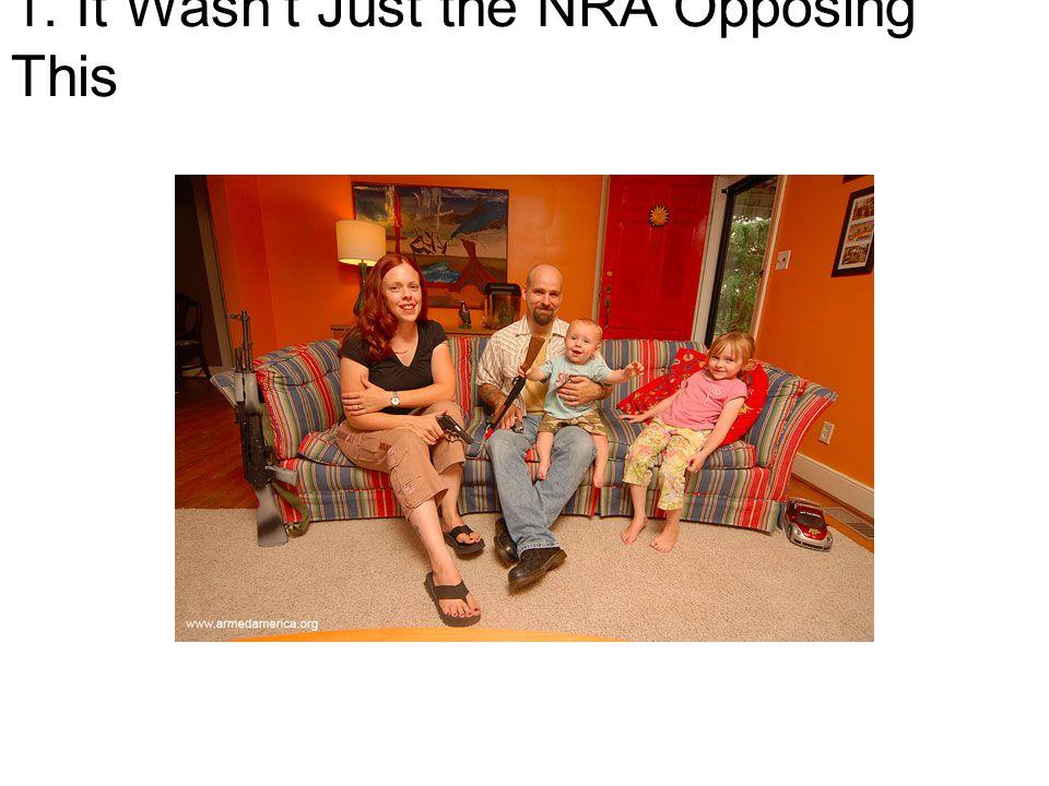 6.Want to Actually Impact Gun Crime.