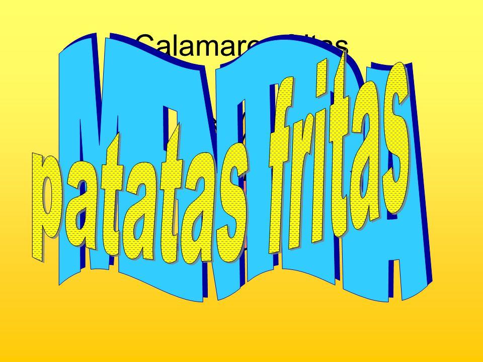 Calamares fritas