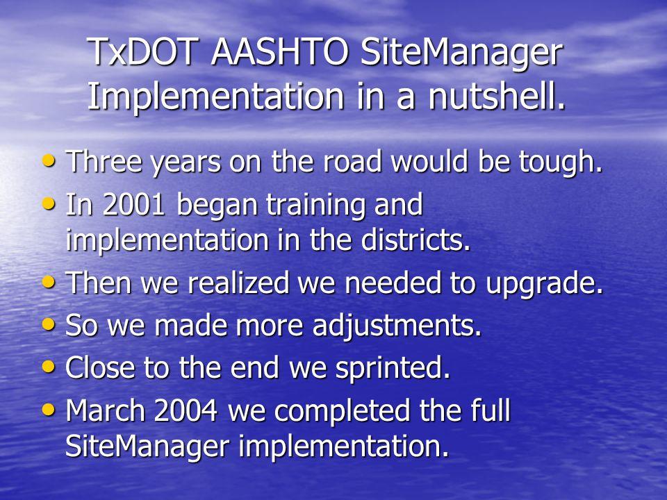 SitePad SiteManager Server Synchronization Allow SitePad to Synchronize with the SiteManager Server.