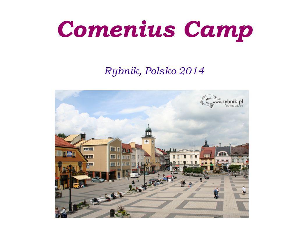 Comenius Camp Rybnik, Polsko 2014