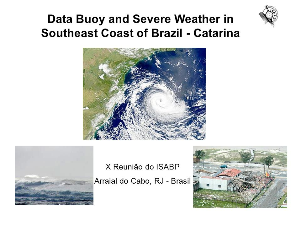 In the last March, a severe weather system that caused a lot of misunderstand among meteorologists, specially in Brasil developed at the sea under the followings conditions: - high pressure system blockade - front system/ZCAS over the central Brasil - cut off low - comma inverted