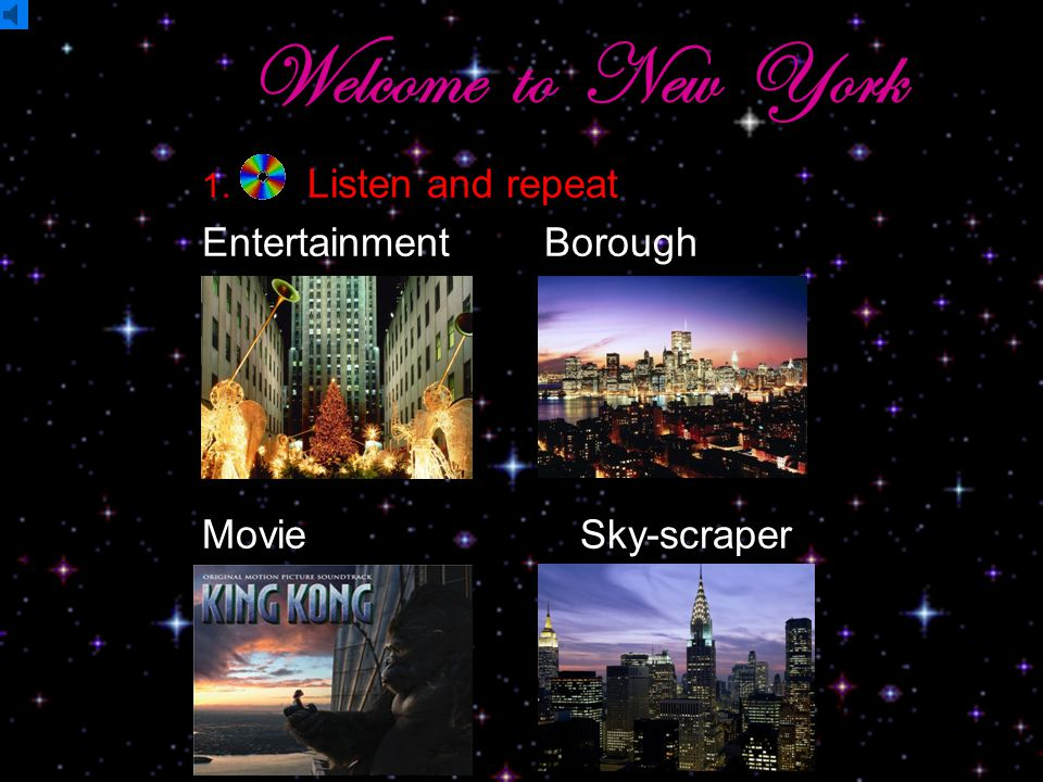 Unit 19 N ew Places, Fresh Faces!  In this unit you will…  Learn and talk about New York  Practise Past Continues  Write a letter to a friend