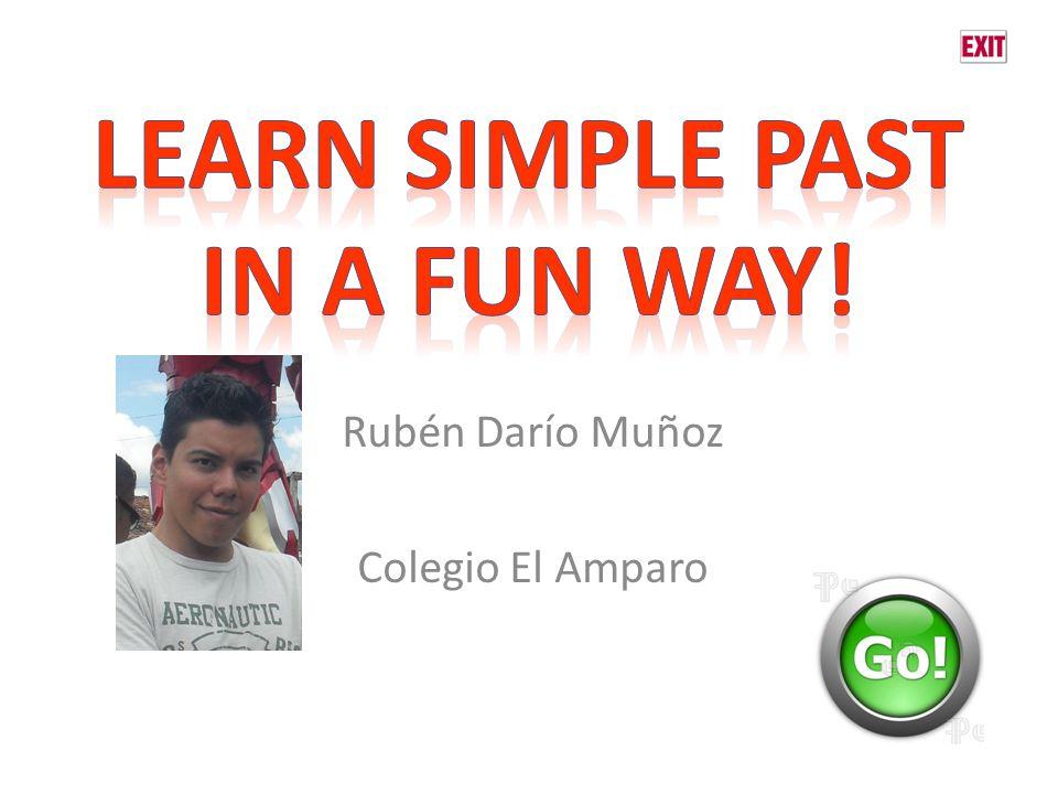Rubén Darío Muñoz Colegio El Amparo