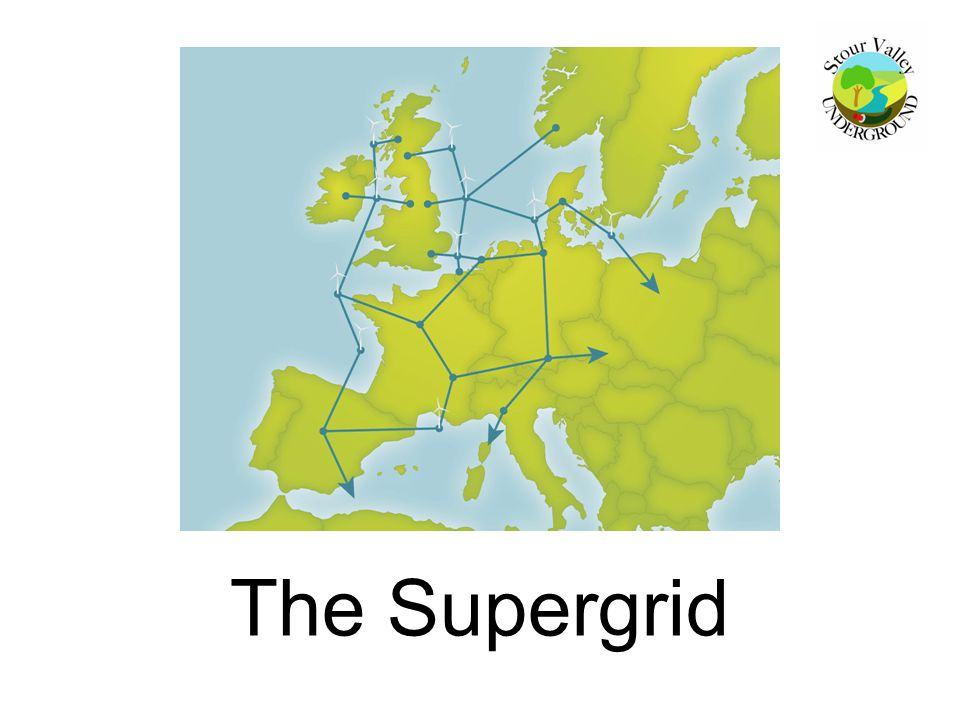 The Supergrid