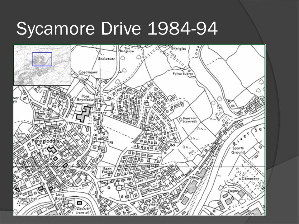 Sycamore Drive 1984-94