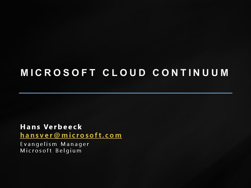 Get visibility Through appropriate Microsoft engine Build your solution or pilot on Azure 4 days technical assessmentCofunding Business assessment 1 dayMicrosoft Funds Submit your business case on Azure Microsoft ISV team reviews Send your case to rebekka.vanacker@microsoft.comrebekka.vanacker@microsoft.com Send your case to rebekka.vanacker@microsoft.comrebekka.vanacker@microsoft.com