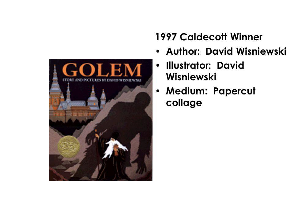 1998 Caldecott Winner Author: Paul O. Zelinsky Illustrator: O.