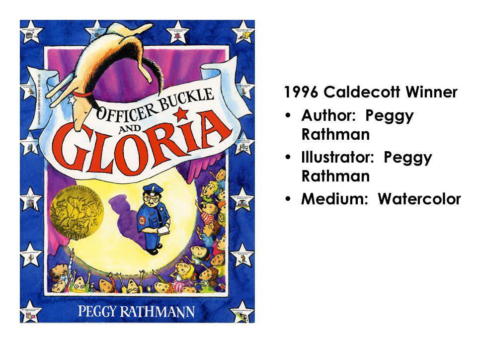 1997 Caldecott Winner Author: David Wisniewski Illustrator: David Wisniewski Medium: Papercut collage