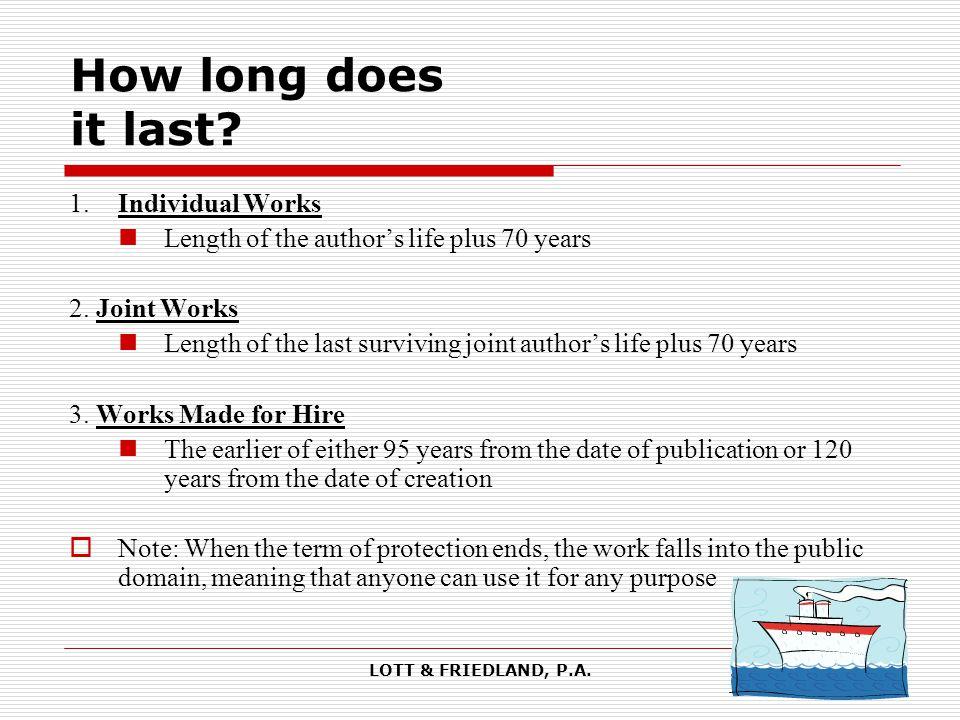 LOTT & FRIEDLAND, P.A.Tasini v. New York Times, Co.