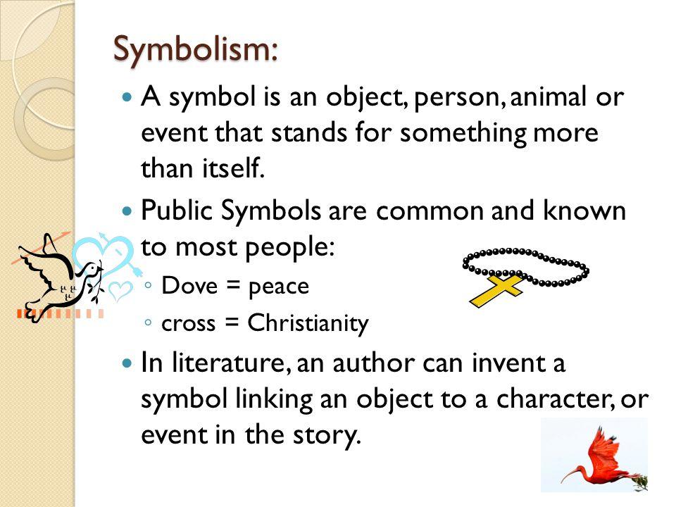 Why Symbolism.