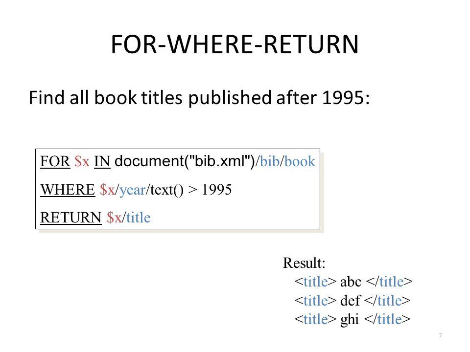 18 Flattening Flatten the authors, i.e.