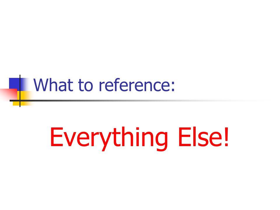 This Presentation: Go to the Writing Centre's Website: http://mala.ca/writingcentre/index.asp
