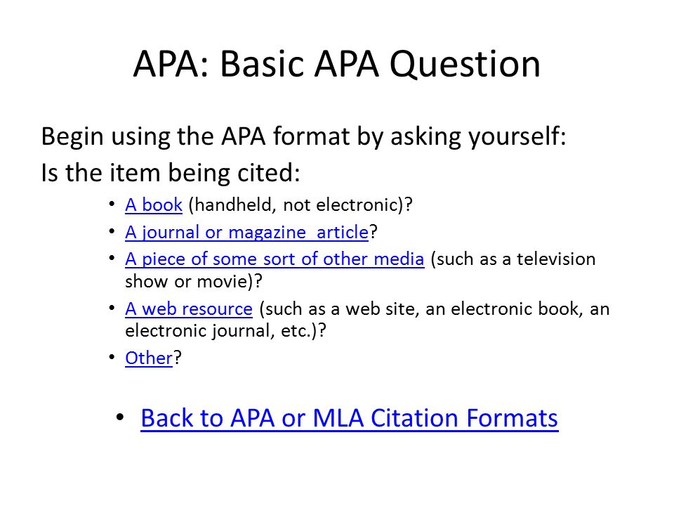 APA: Book with Six or More Authors An Example Stouffer, S.