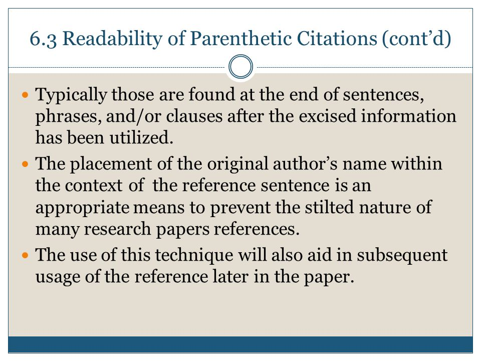 6.4.6 Citing Two or More Works by the Same Author or Authors When using this form of citation, place a comma after the author's last name and add the title of each work (or an appropriate abbreviation after the first full use) with the relevant page number.