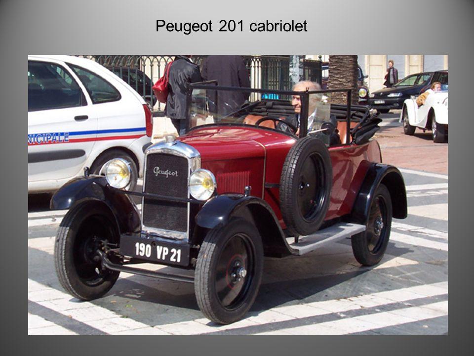 Peugeot 190F 1928