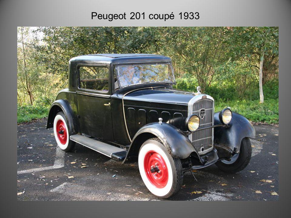 Peugeot 201 1933